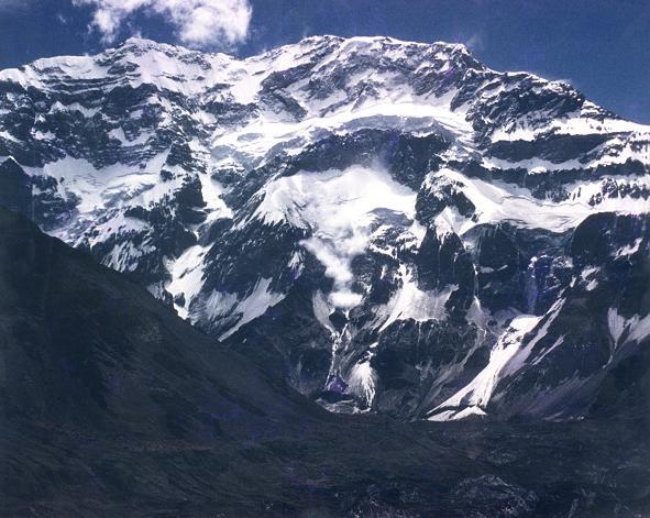 アクアコンガ峰