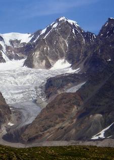 シャルミリ峰